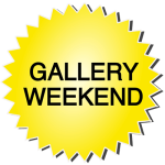 Gallery Weekend Logo